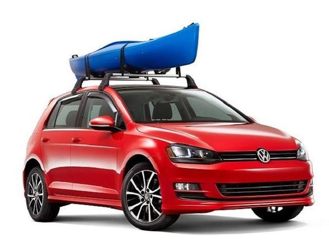 Diagram Base Racks and Kayak Holder Attachment - 4dr (NPN071043) for your Volkswagen